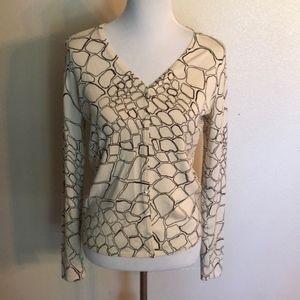Bilford Cardigan Silk Blend